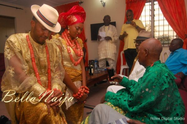 Tienepre Oki & Charles Udejiofor Traditional Wedding - May 2013 - BellaNaijaWeddings036