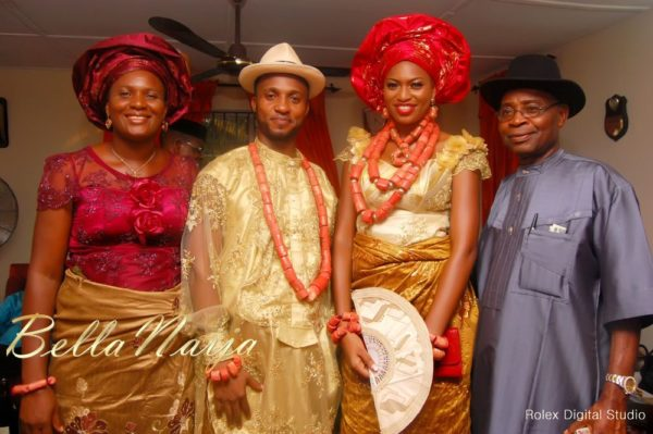 Tienepre Oki & Charles Udejiofor Traditional Wedding - May 2013 - BellaNaijaWeddings037
