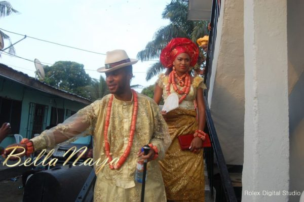 Tienepre Oki & Charles Udejiofor Traditional Wedding - May 2013 - BellaNaijaWeddings038