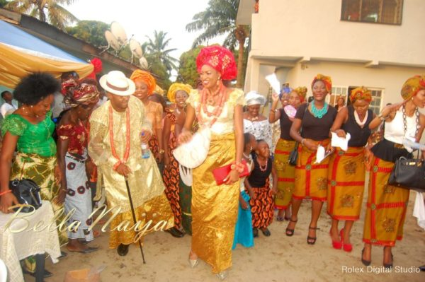 Tienepre Oki & Charles Udejiofor Traditional Wedding - May 2013 - BellaNaijaWeddings039