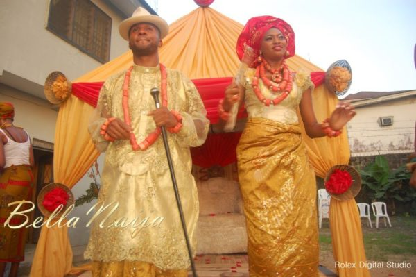 Tienepre Oki & Charles Udejiofor Traditional Wedding - May 2013 - BellaNaijaWeddings040