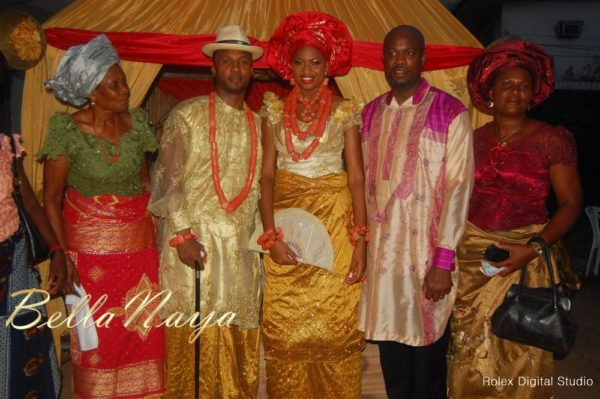 Tienepre Oki & Charles Udejiofor Traditional Wedding - May 2013 - BellaNaijaWeddings043