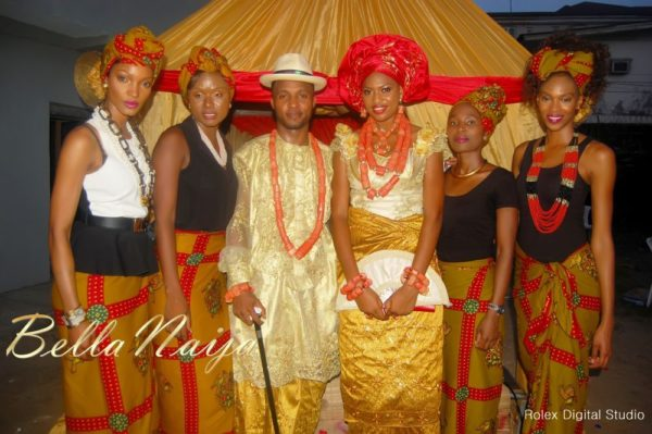 Tienepre Oki & Charles Udejiofor Traditional Wedding - May 2013 - BellaNaijaWeddings045