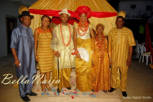 Tienepre Oki & Charles Udejiofor Traditional Wedding - May 2013 - BellaNaijaWeddings049