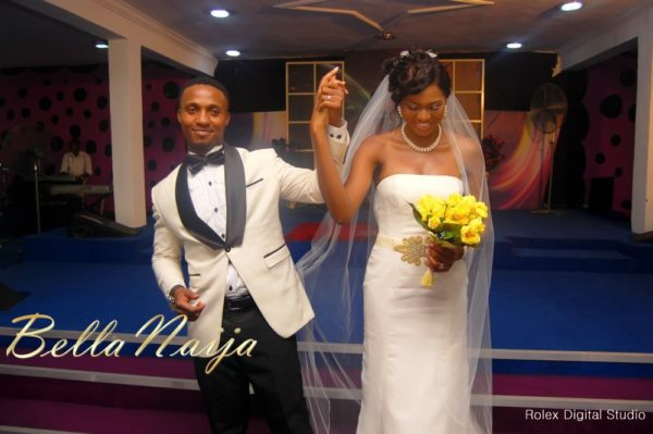 Tienepre Oki & Charles Udejiofor White Wedding - May 2013 - BellaNaijaWeddings027