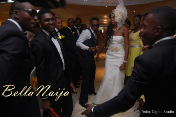 Tienepre Oki & Charles Udejiofor White Wedding - May 2013 - BellaNaijaWeddings039