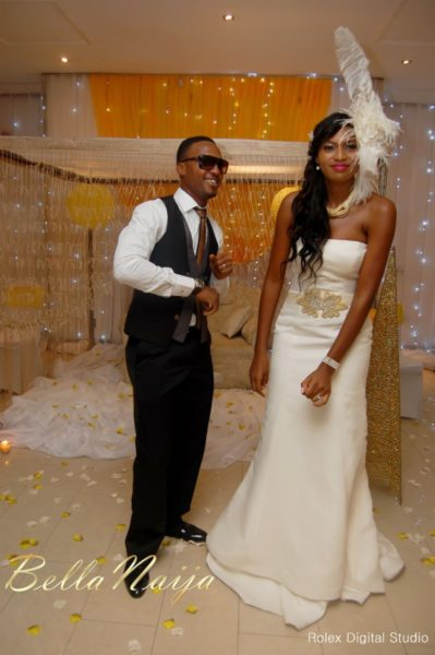 Tienepre Oki & Charles Udejiofor White Wedding - May 2013 - BellaNaijaWeddings041