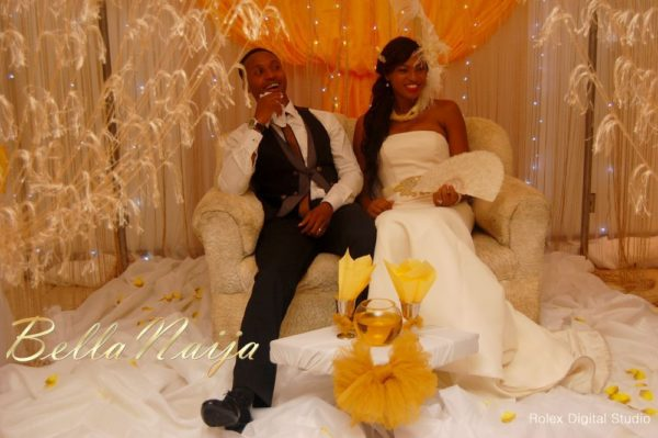 Tienepre Oki & Charles Udejiofor White Wedding - May 2013 - BellaNaijaWeddings046