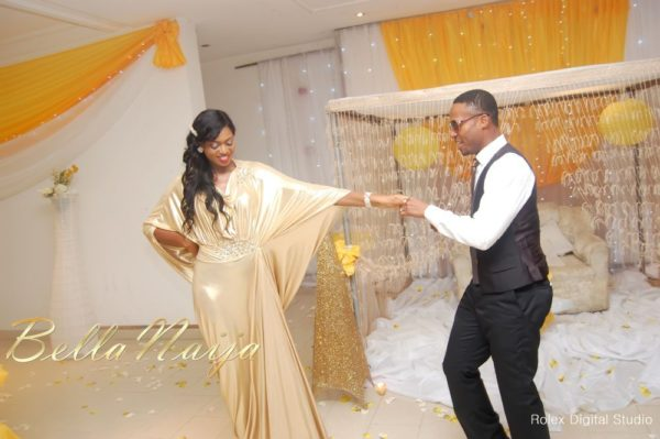 Tienepre Oki & Charles Udejiofor White Wedding - May 2013 - BellaNaijaWeddings053