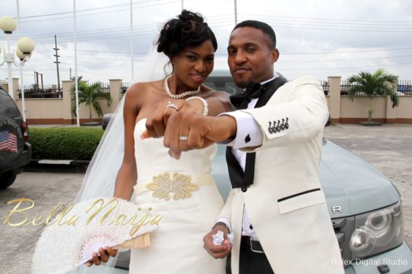 Tienepre Oki & Charles Udejiofor White Wedding - May 2013 - BellaNaijaWeddings095
