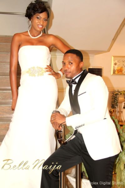 Tienepre Oki & Charles Udejiofor White Wedding - May 2013 - BellaNaijaWeddings100
