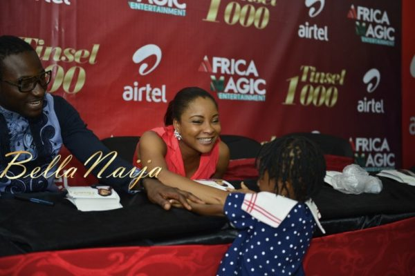 Tinsel 1000th Episode Abuja Signing  - May 2013 - BellaNaija004