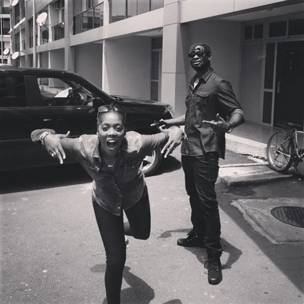 Tiwa Savage Tee Billz 2