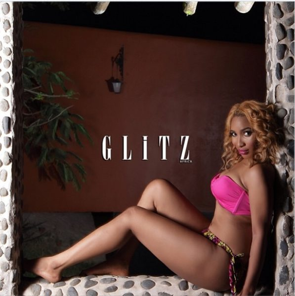 Tonto Dikeh's Bikini - May 2013 - BellaNaija