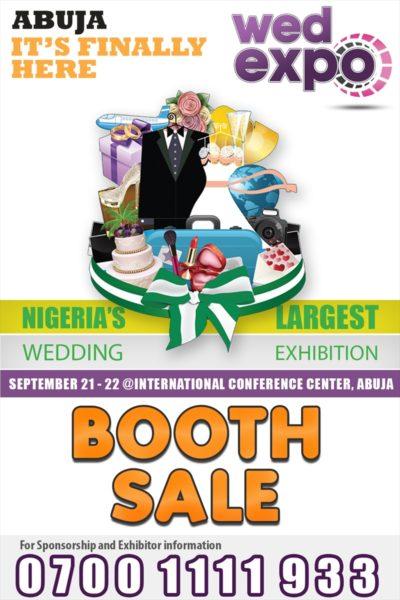 WED Expo Abuja - BN Bargains - BellaNaija
