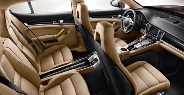 Wizkid Porsche Interior (2)