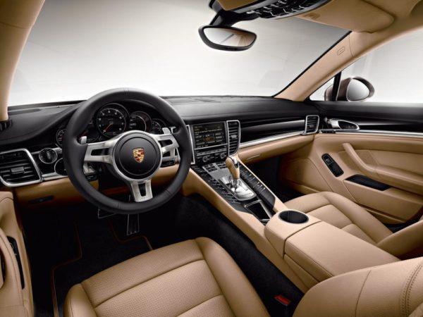 Wizkid Porsche Interior (3)