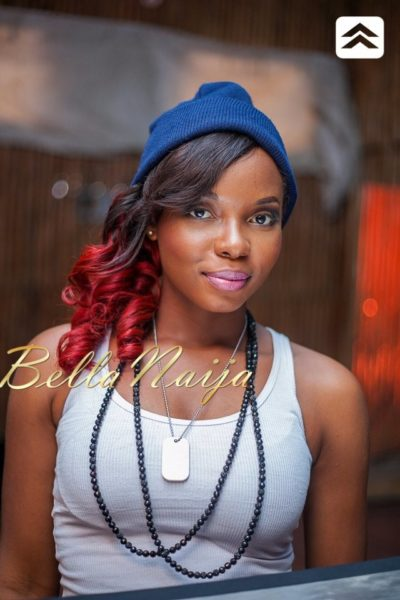 Yemi Alade's Bamboo Video Shoot - May 2013 - BellaNaija021