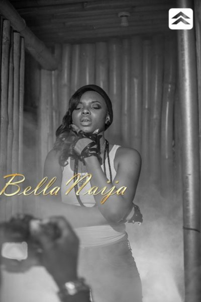 Yemi Alade's Bamboo Video Shoot - May 2013 - BellaNaija051