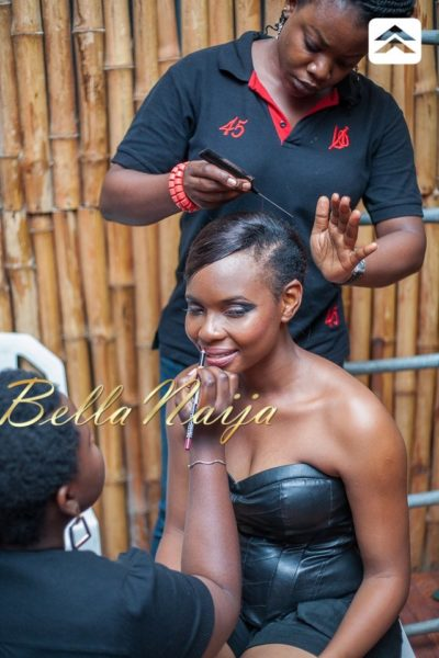 Yemi Alade's Bamboo Video Shoot - May 2013 - BellaNaija074