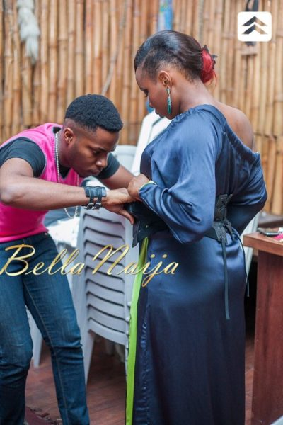 Yemi Alade's Bamboo Video Shoot - May 2013 - BellaNaija077