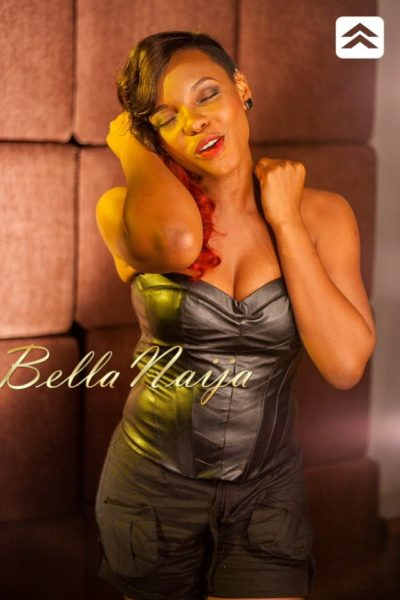 Yemi Alade's Bamboo Video Shoot - May 2013 - BellaNaija135