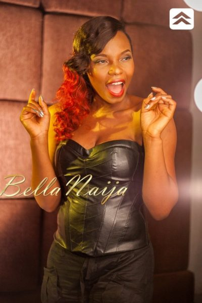 Yemi Alade's Bamboo Video Shoot - May 2013 - BellaNaija136