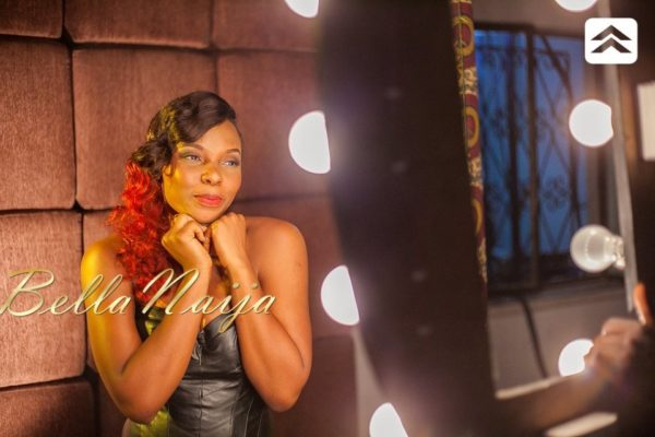 Yemi Alade's Bamboo Video Shoot - May 2013 - BellaNaija138