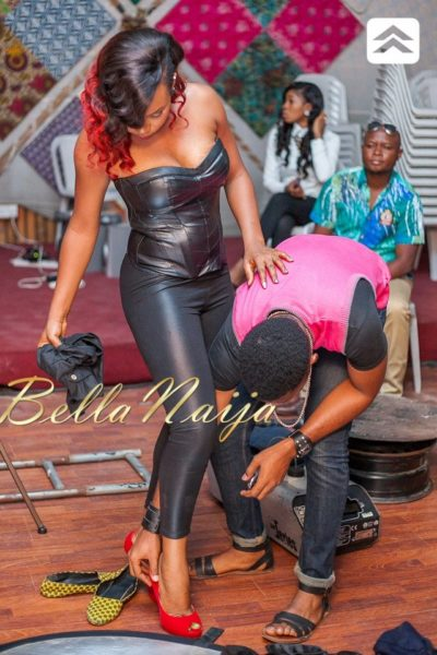 Yemi Alade's Bamboo Video Shoot - May 2013 - BellaNaija153