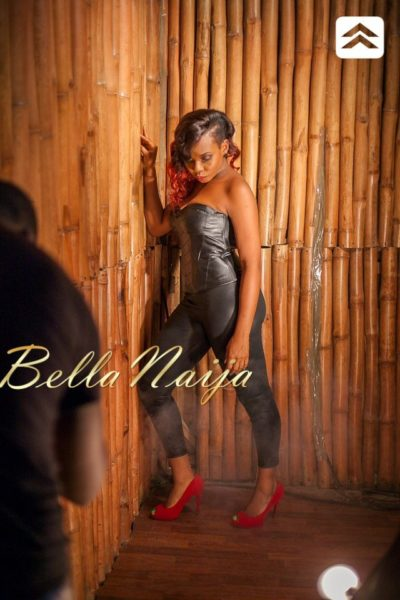 Yemi Alade's Bamboo Video Shoot - May 2013 - BellaNaija167