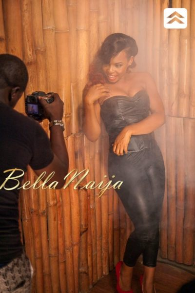 Yemi Alade's Bamboo Video Shoot - May 2013 - BellaNaija168