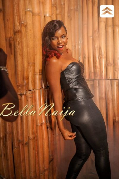 Yemi Alade's Bamboo Video Shoot - May 2013 - BellaNaija171
