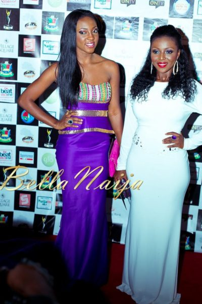 Yvonne Okoro - 2013 AMAAs - May 2013 - BellaNaija