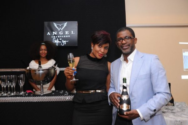 Angel Champagne and Quintessentially  - June 2013 - BellaNaija001