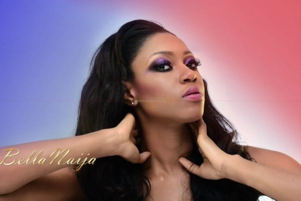BN Exclusive_ Yvonne Nelson for Zaron Hair and Make-up 2013 Ad Campaign - June 2013 - BellaNaija 021