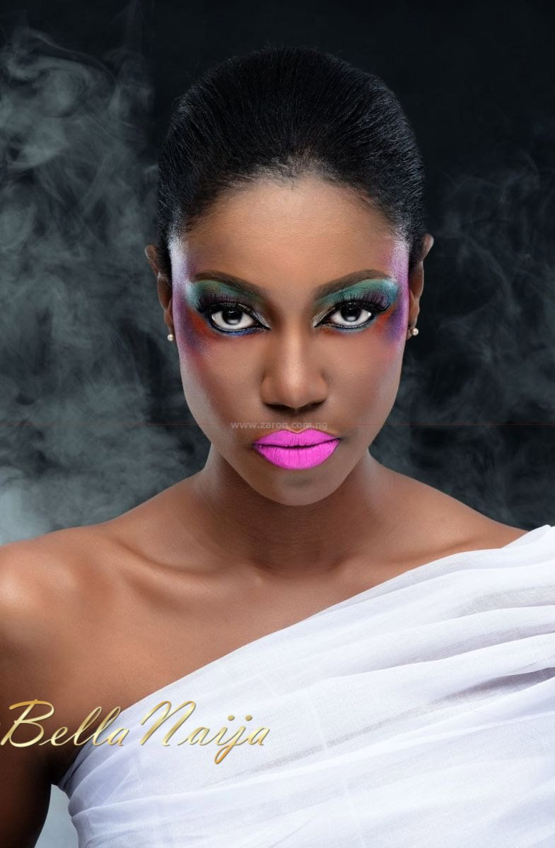 Bn Exclusive Pretty Bold Amp Daring See Yvonne Nelson S