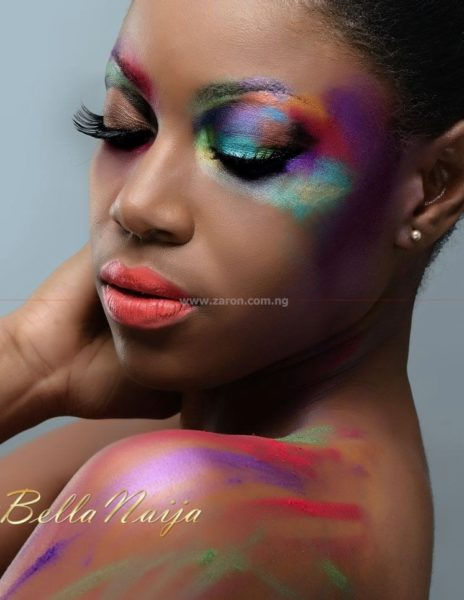 BN Exclusive_ Yvonne Nelson for Zaron Hair and Make-up 2013 Ad Campaign - June 2013 - BellaNaija 026