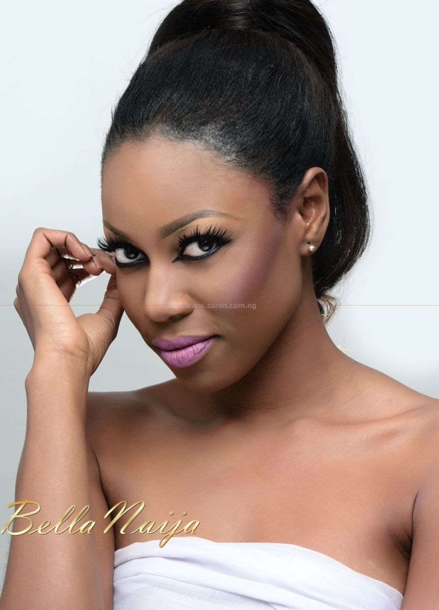 Exclusive Pretty Bold Daring Yvonne Nelson