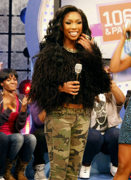 Brandy Visits 106 & Park October 16, 2012