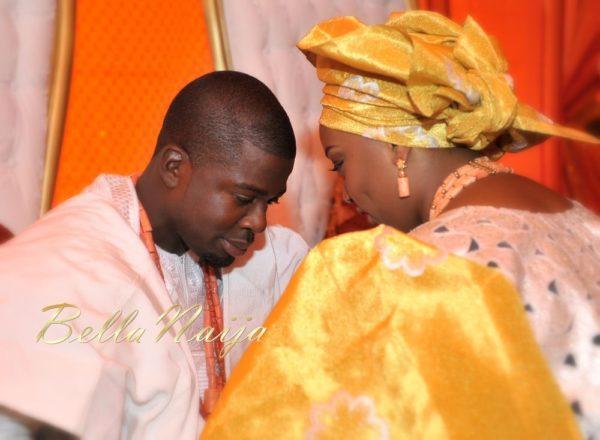 BN Wedding Glam Rowena Akerele Niyi Adeyemi Traditional Wedding - June 2013 - BellaNaijaWeddings003