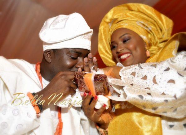 BN Wedding Glam Rowena Akerele Niyi Adeyemi Traditional Wedding - June 2013 - BellaNaijaWeddings005