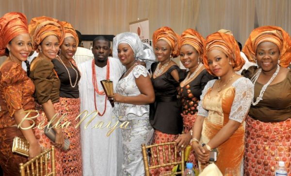BN Wedding Glam Rowena Akerele Niyi Adeyemi Traditional Wedding - June 2013 - BellaNaijaWeddings026