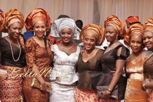 BN Wedding Glam Rowena Akerele Niyi Adeyemi Traditional Wedding - June 2013 - BellaNaijaWeddings035