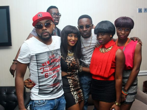 Bachelors Nite II Party in Lagos - June 2013 - BellaNaija016