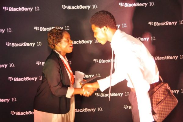 BlackBerry Typing Tournament with Eku Edewor - June 2013 - BellaNaija026