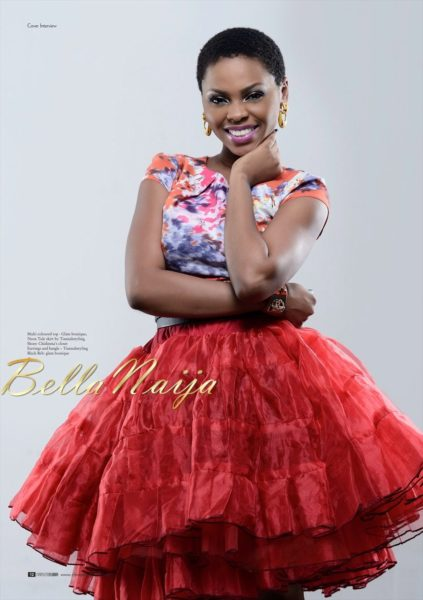 Chidinma - Complete Fashion  Magazine June 2013 Issue - BellaNaija01