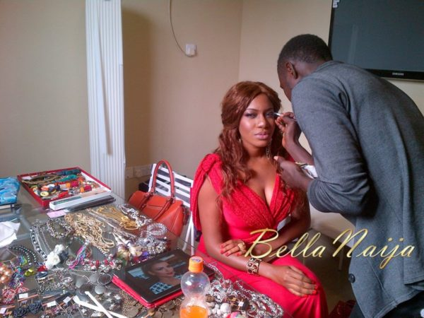 Chika Ike Ovation Shoot