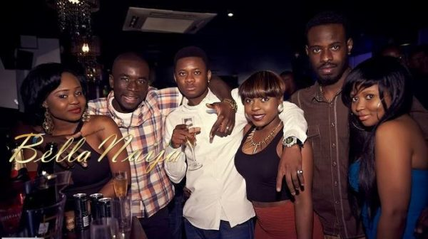 Chris Attoh Birthday London - May 2013 - BellaNaija (7)