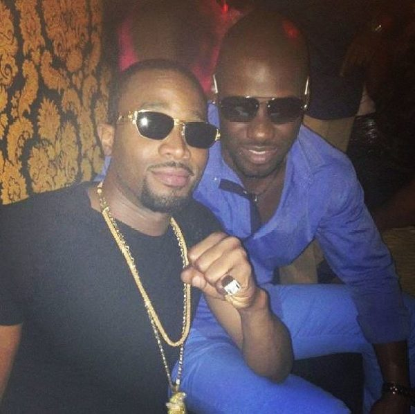 Chris Attoh d'banj
