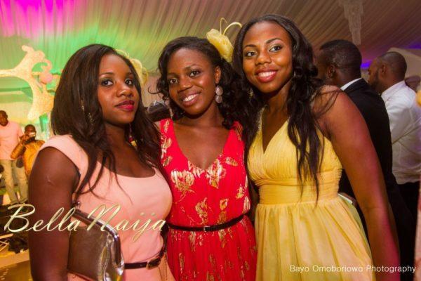Deida Omoyeni & Abugewa Oritsejafor - White Wedding 4 - May 2013 - BellaNaijaWeddings123